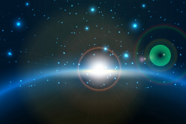 宇宙のイメージ