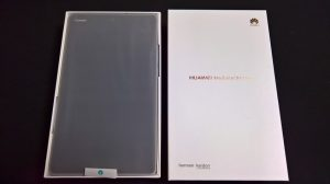 MediaPad M3 Lite 開封