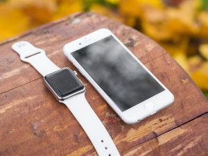 iPhoneとApple Watch
