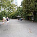 江戸城二の丸通路