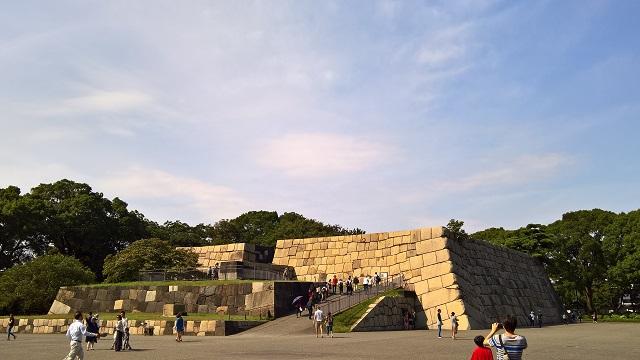 江戸城天守台