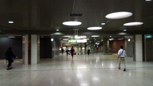 京葉線地下丸の内口