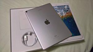 iPad Pro 10.5 裏面