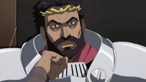 英雄王ガゼルドワルゴ