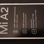 「Xiaomi Mi A2」が到着したので「Android 9 Pie」にアップデート