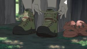 あおいの靴