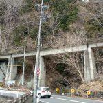 小河内ダムで廃線のトンネルと橋梁を探検(水根貨物線)