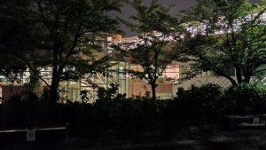 ド 国立オリンピック記念青少年総合センター スポーツ棟
