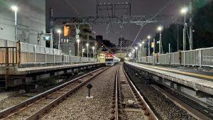 小田急線 参宮橋駅