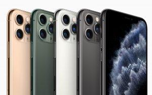 iPhone 11 Pro ラインナップ