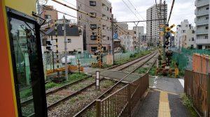線路の先へ