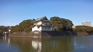 桜田巽櫓 広角