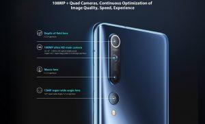 Xiaomi Mi 10 カメラ