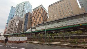 渋谷駅埼京線ホーム