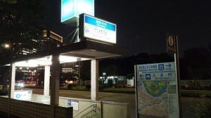 竹橋駅「3a」