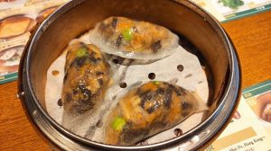 7種野菜の蒸し餃子