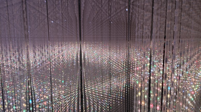 The Infinite Crystal Universe