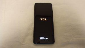 TCL起動画面
