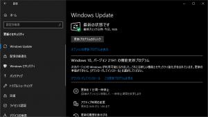 Windows 10 Version 21H1