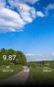 Huawei Watch GT ログ